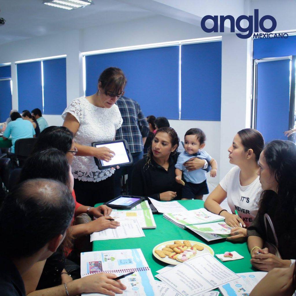 clase sistema uno con padres colegio anglo mexicano de coatzacoalcos 3