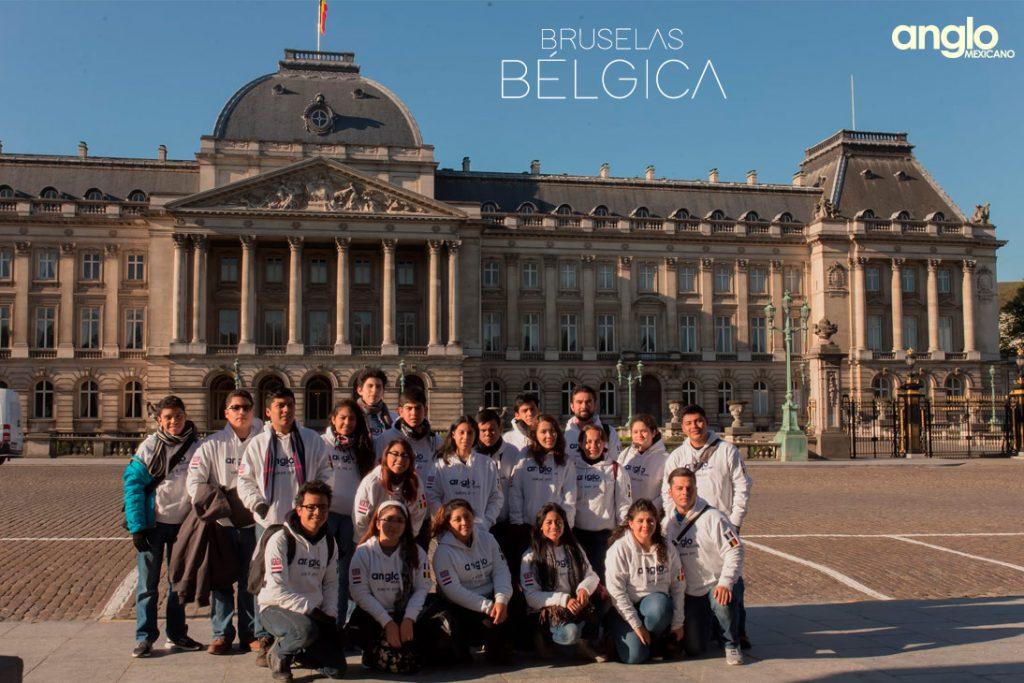 colegio-anglo-mexicano-de-coatzacoalcos-programa-de-intercambio-viaje-de-estudios-BRUSELAS-BELGICA-2