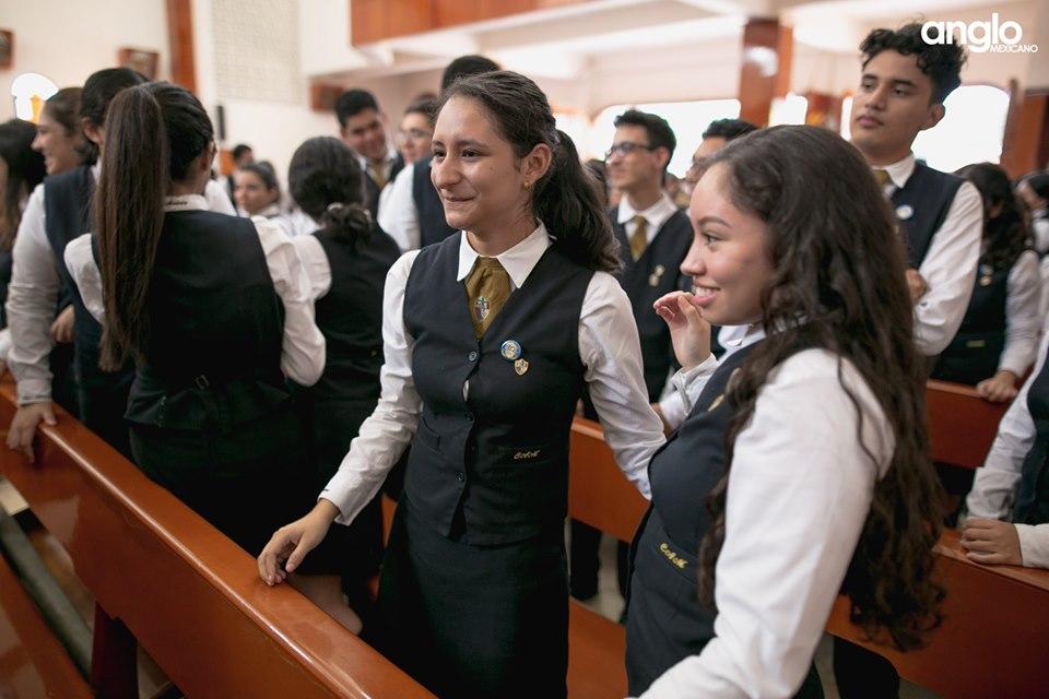 Colegio Anglo Mexicano de Coatzacoalcos - Misa de Acción de Gracias Back to School - 2019 - 1
