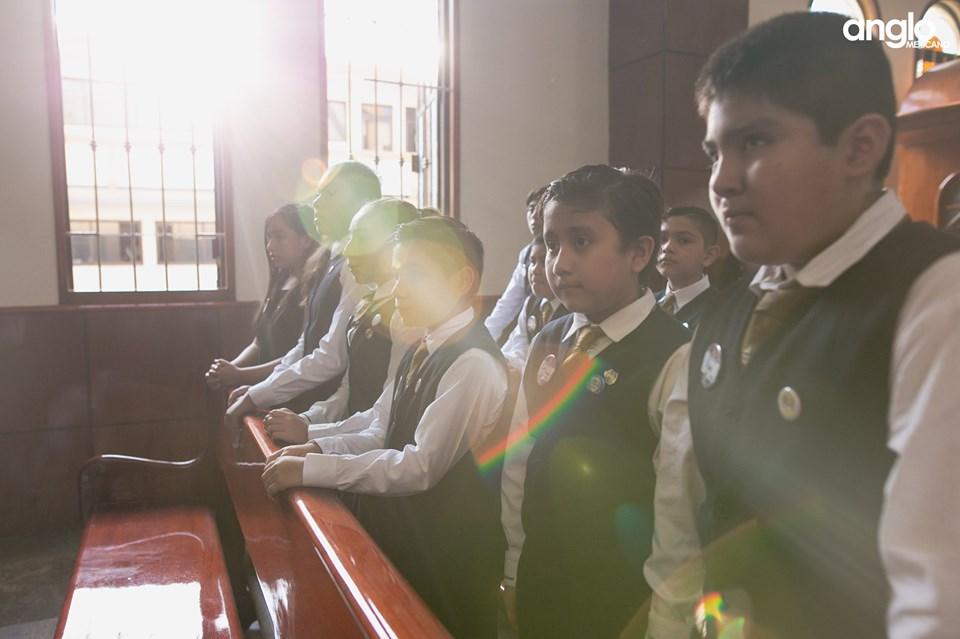 Colegio Anglo Mexicano de Coatzacoalcos - Misa de Acción de Gracias Back to School - 2019 - 18