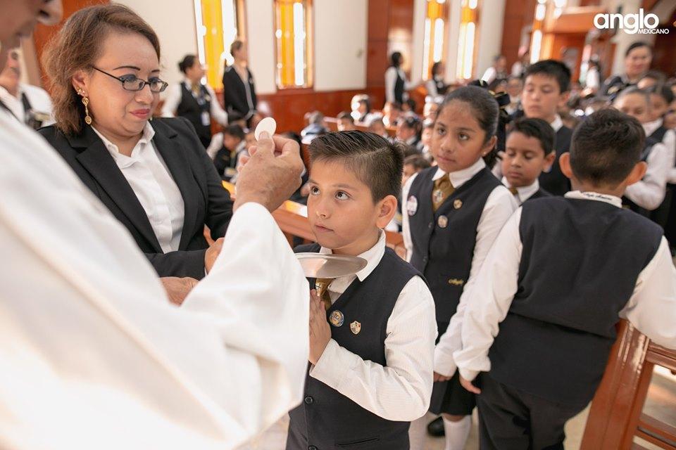 Colegio Anglo Mexicano de Coatzacoalcos - Misa de Acción de Gracias Back to School - 2019 - 2
