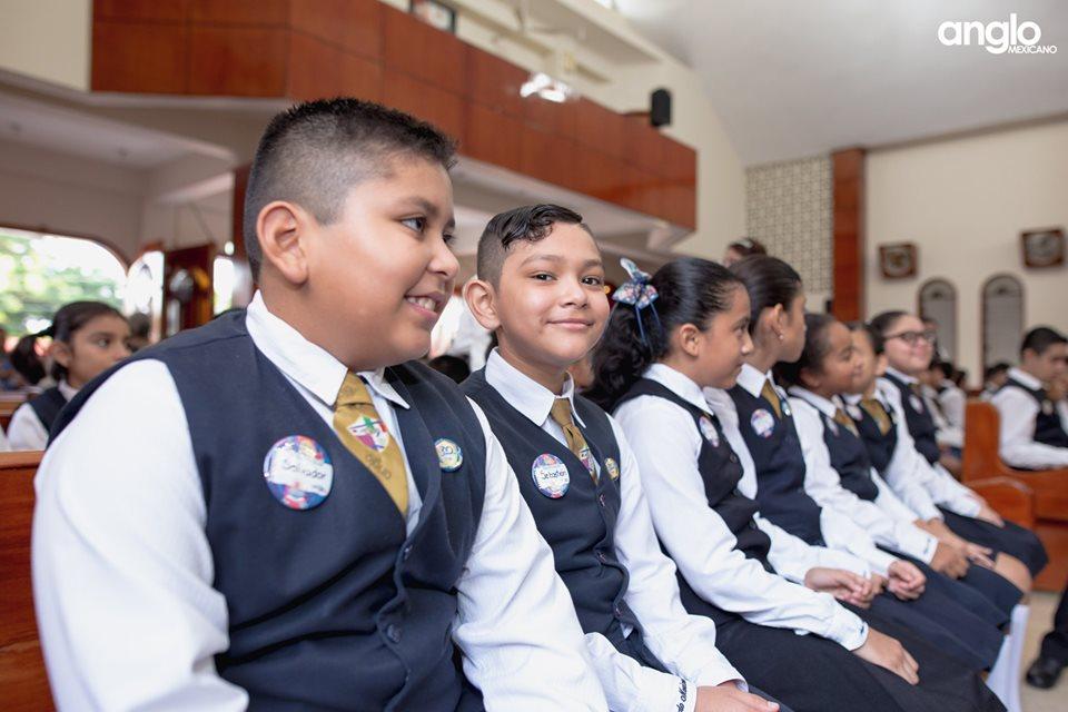 Colegio Anglo Mexicano de Coatzacoalcos - Misa de Acción de Gracias Back to School - 2019 - 22