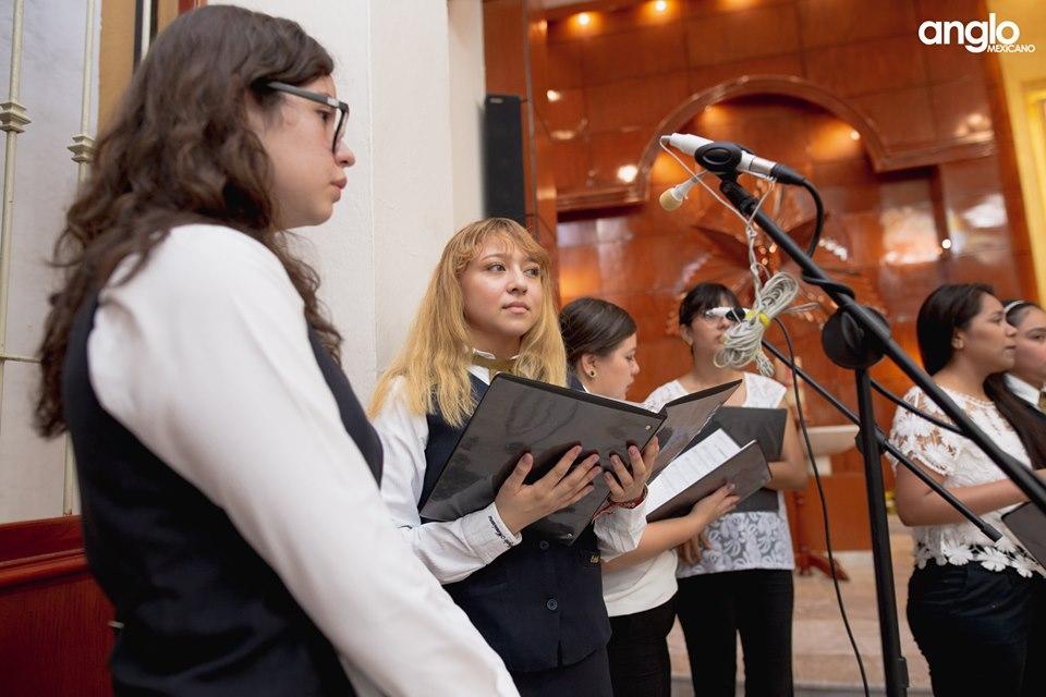 Colegio Anglo Mexicano de Coatzacoalcos - Misa de Acción de Gracias Back to School - 2019 - 24