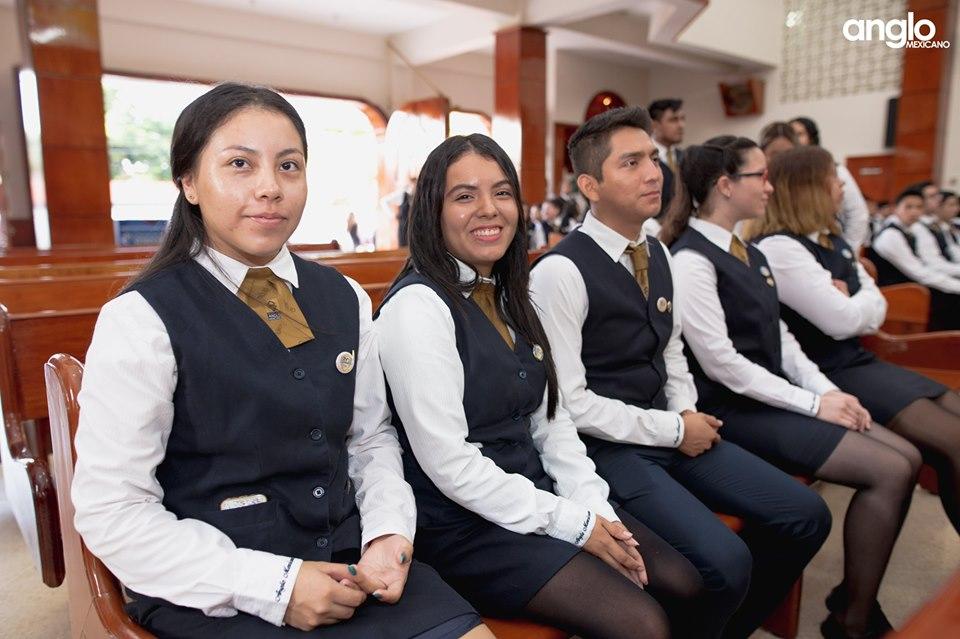 Colegio Anglo Mexicano de Coatzacoalcos - Misa de Acción de Gracias Back to School - 2019 - 26