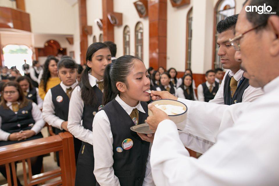 Colegio Anglo Mexicano de Coatzacoalcos - Misa de Acción de Gracias Back to School - 2019 - 3