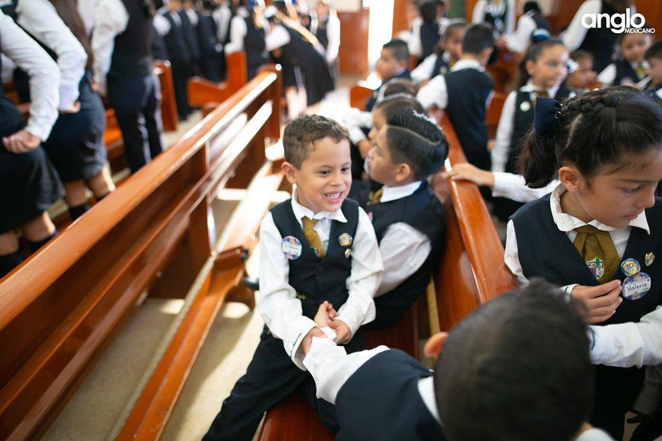 Colegio Anglo Mexicano de Coatzacoalcos - Misa de Acción de Gracias Back to School - 2019 - 5