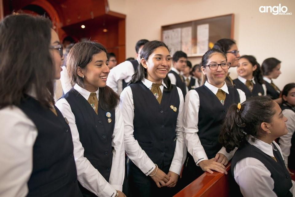 Colegio Anglo Mexicano de Coatzacoalcos - Misa de Acción de Gracias Back to School - 2019 - 6