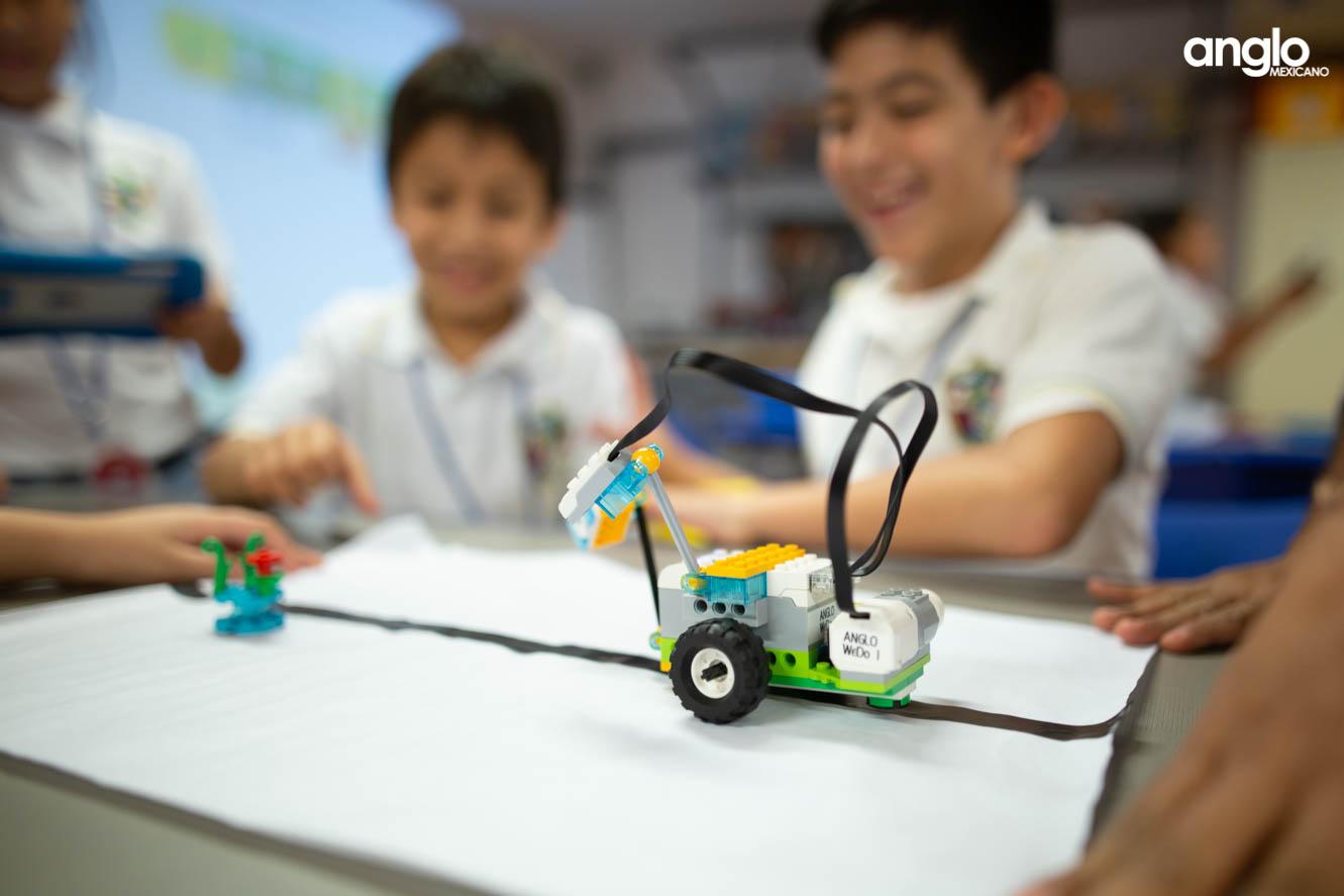 Colegio Anglo Mexicano de Coatzacoalcos - primaria - elementary school - robotica - 1