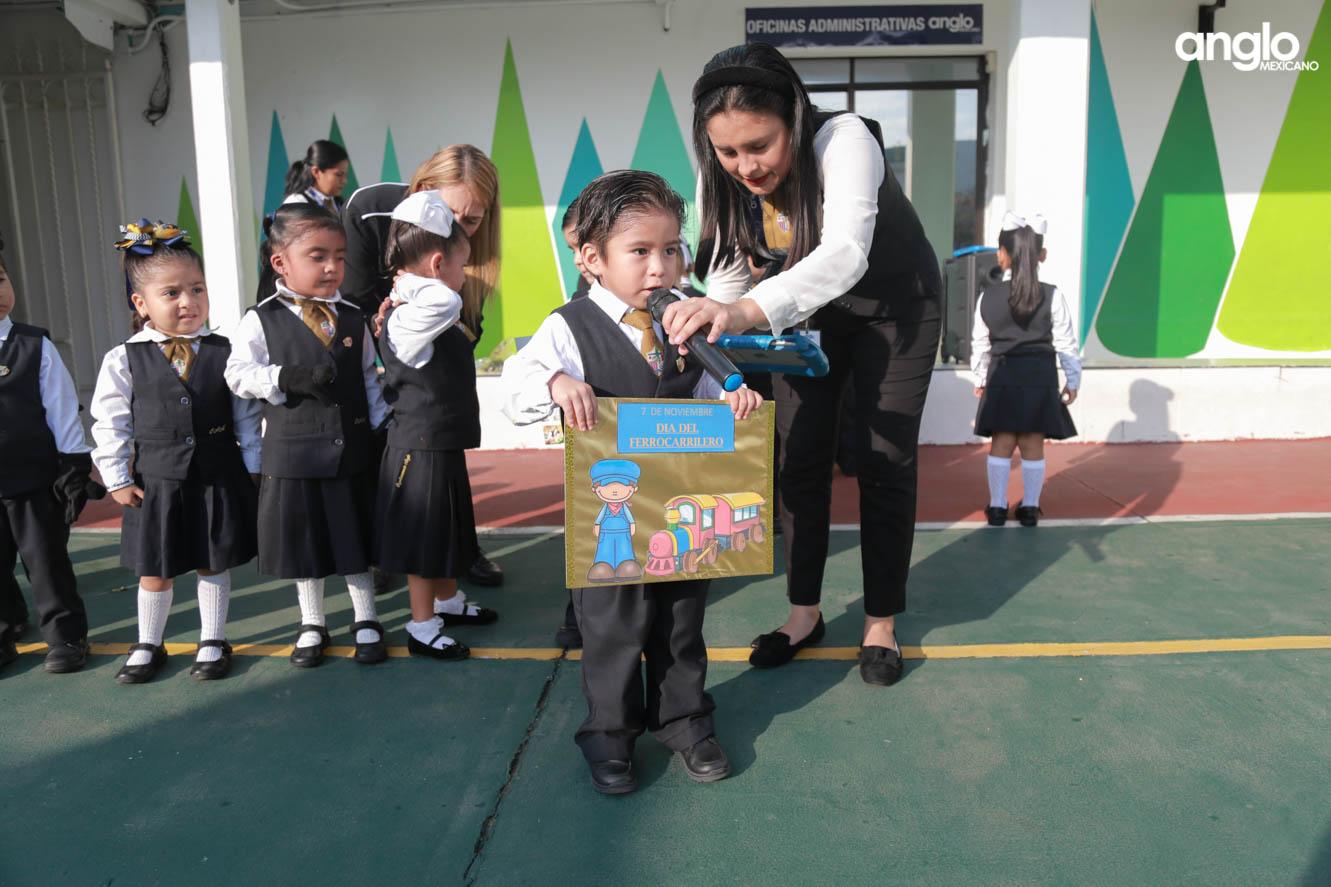 ANGLO MEXICANO DE COATZACOALCOS-PREESCOLAR-HOMENAJE-2828