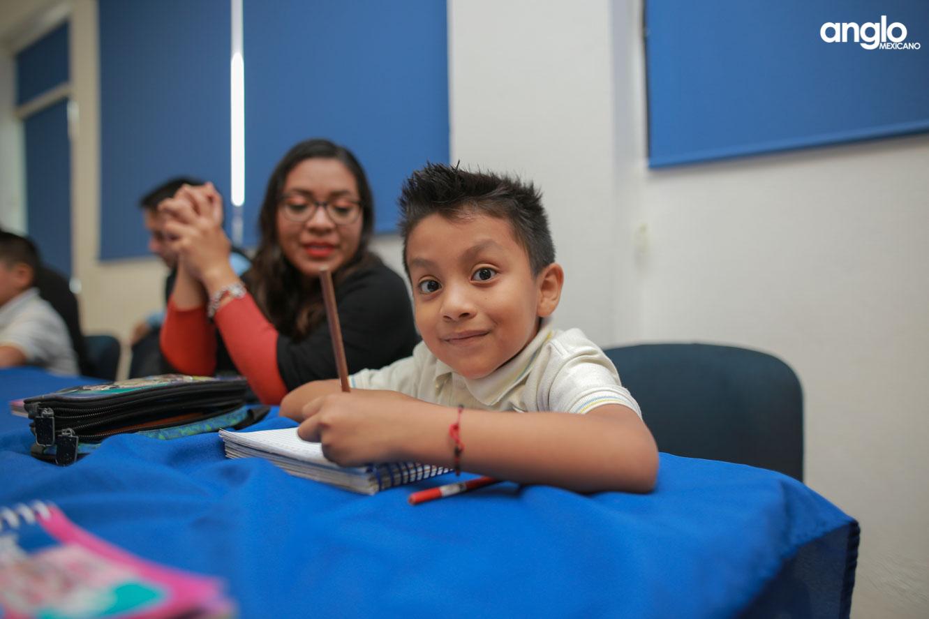 ANGLO MEXICANO DE COATZACOALCOS-PRIMARIA-CLASE MUESTRA-0350