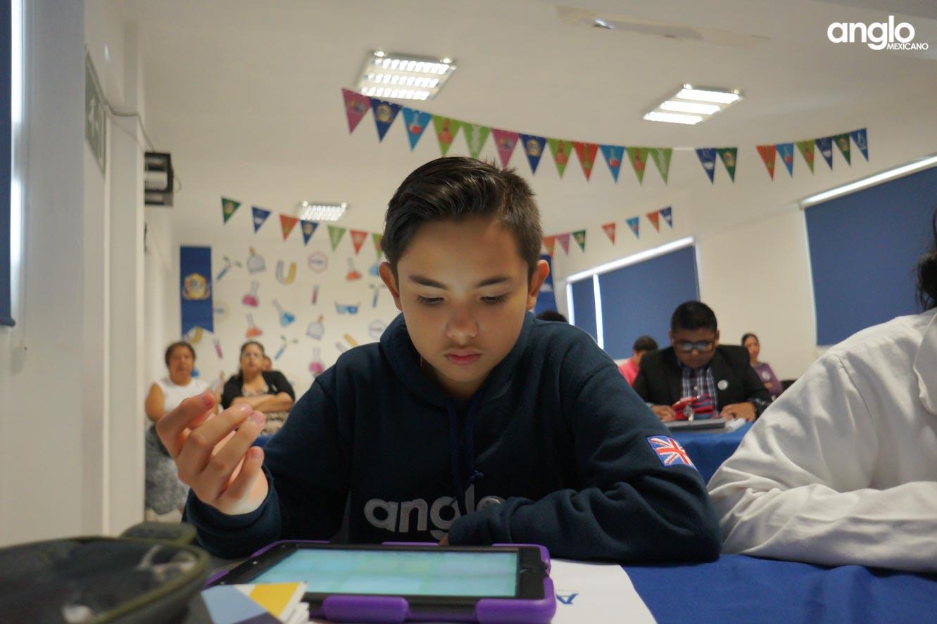 ANGLO MEXICANO DE COATZACOALCOS-PRIMARIA-CLASE MUESTRA-2019-02576