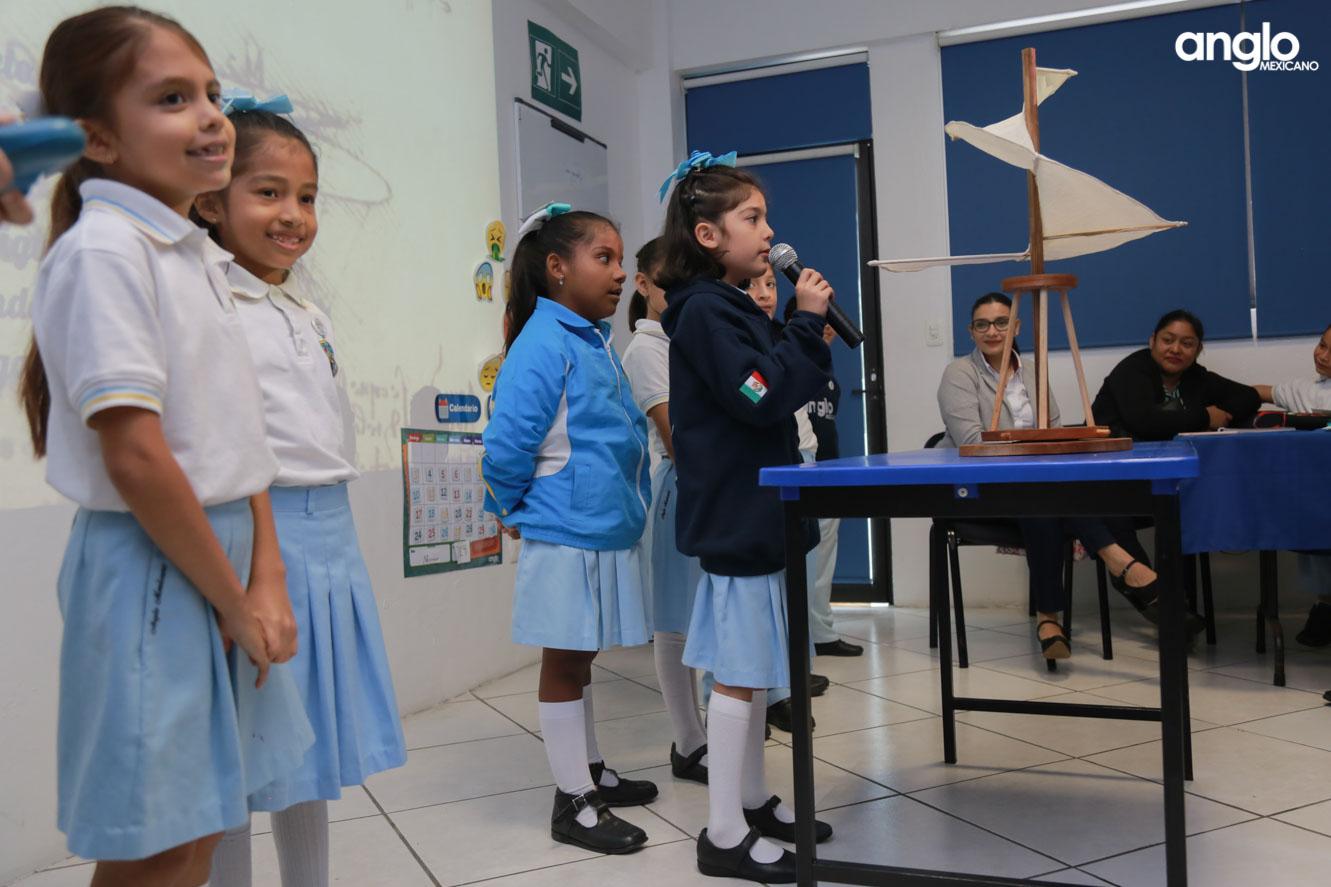 ANGLO MEXICANO DE COATZACOALCOS-PRIMARIA-CLASE MUESTRA-3987