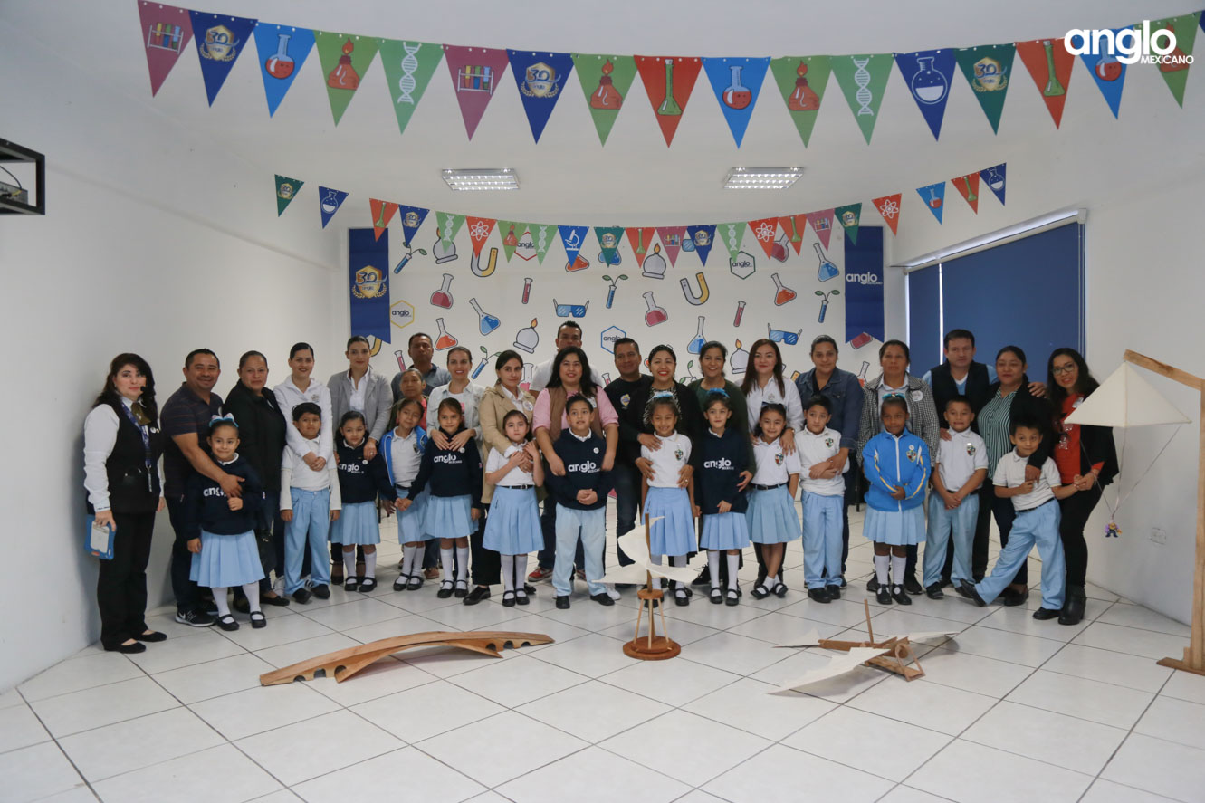 ANGLO MEXICANO DE COATZACOALCOS-PRIMARIA-CLASE MUESTRA-4020