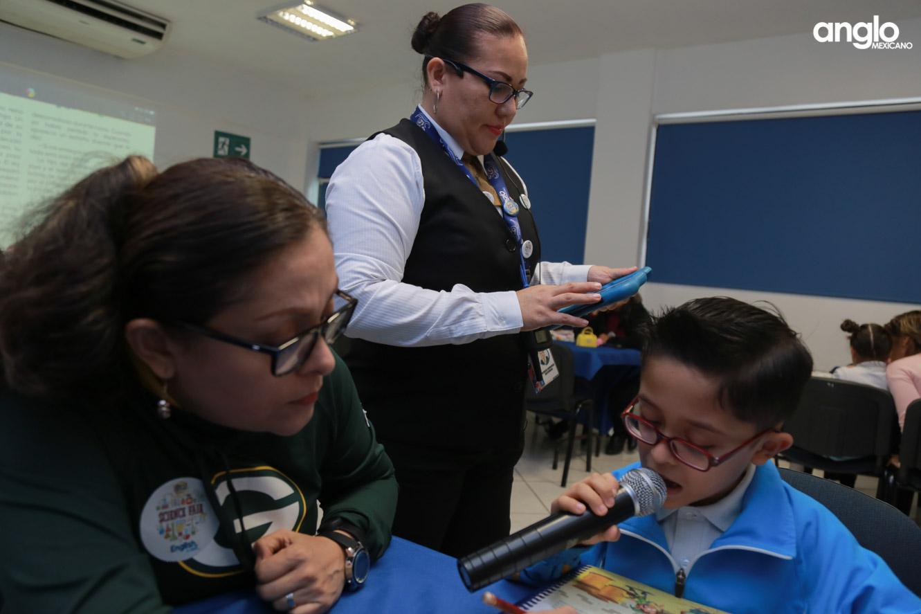 ANGLO MEXICANO DE COATZACOALCOS-PRIMARIA-CLASE MUESTRA-4155