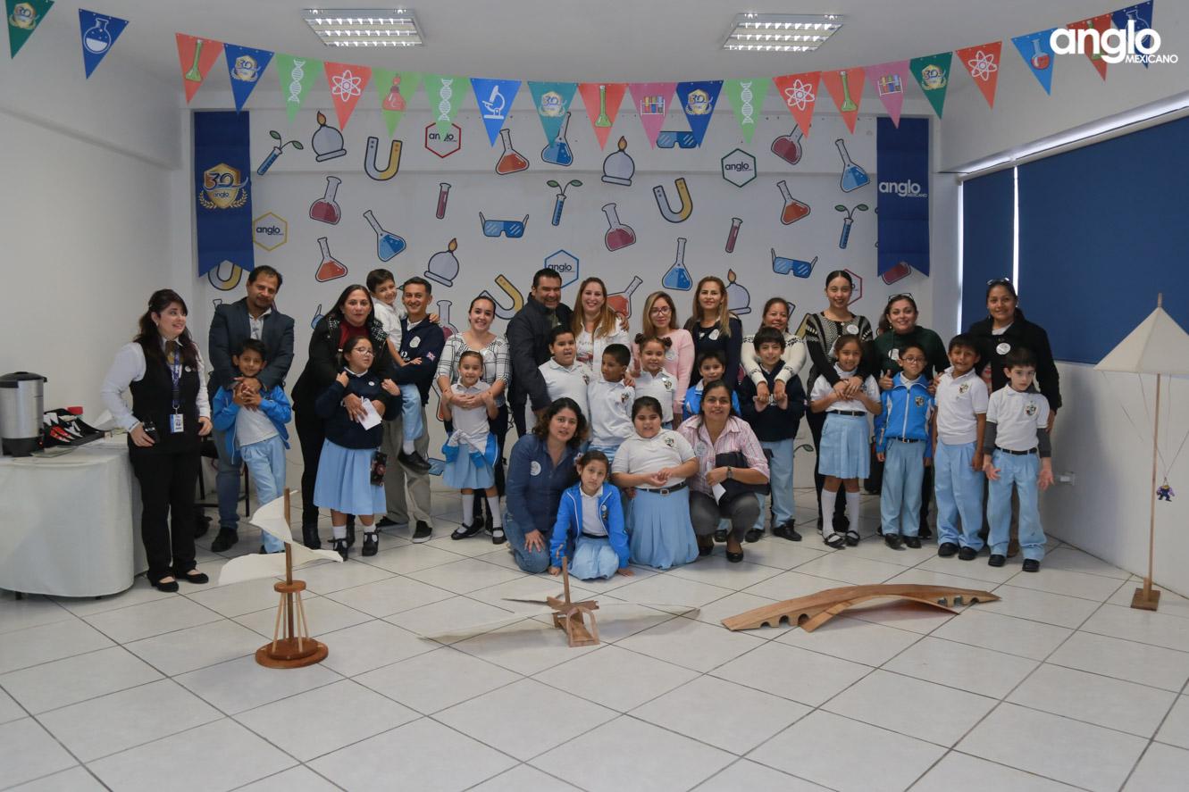 ANGLO MEXICANO DE COATZACOALCOS-PRIMARIA-CLASE MUESTRA-4286