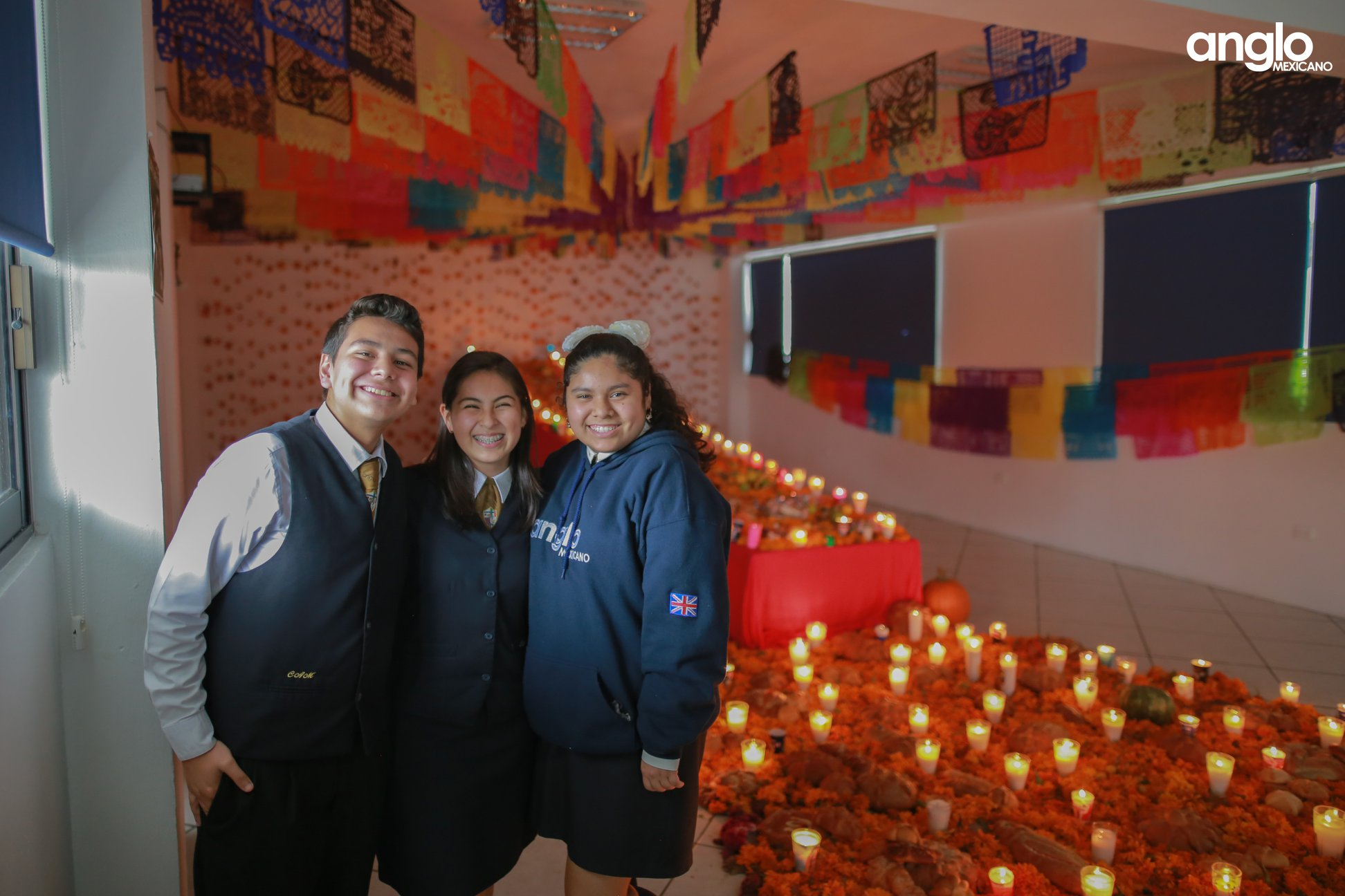 ANGLO MEXICANO DE COATZACOALCOS-VISITA-ALTARES-017