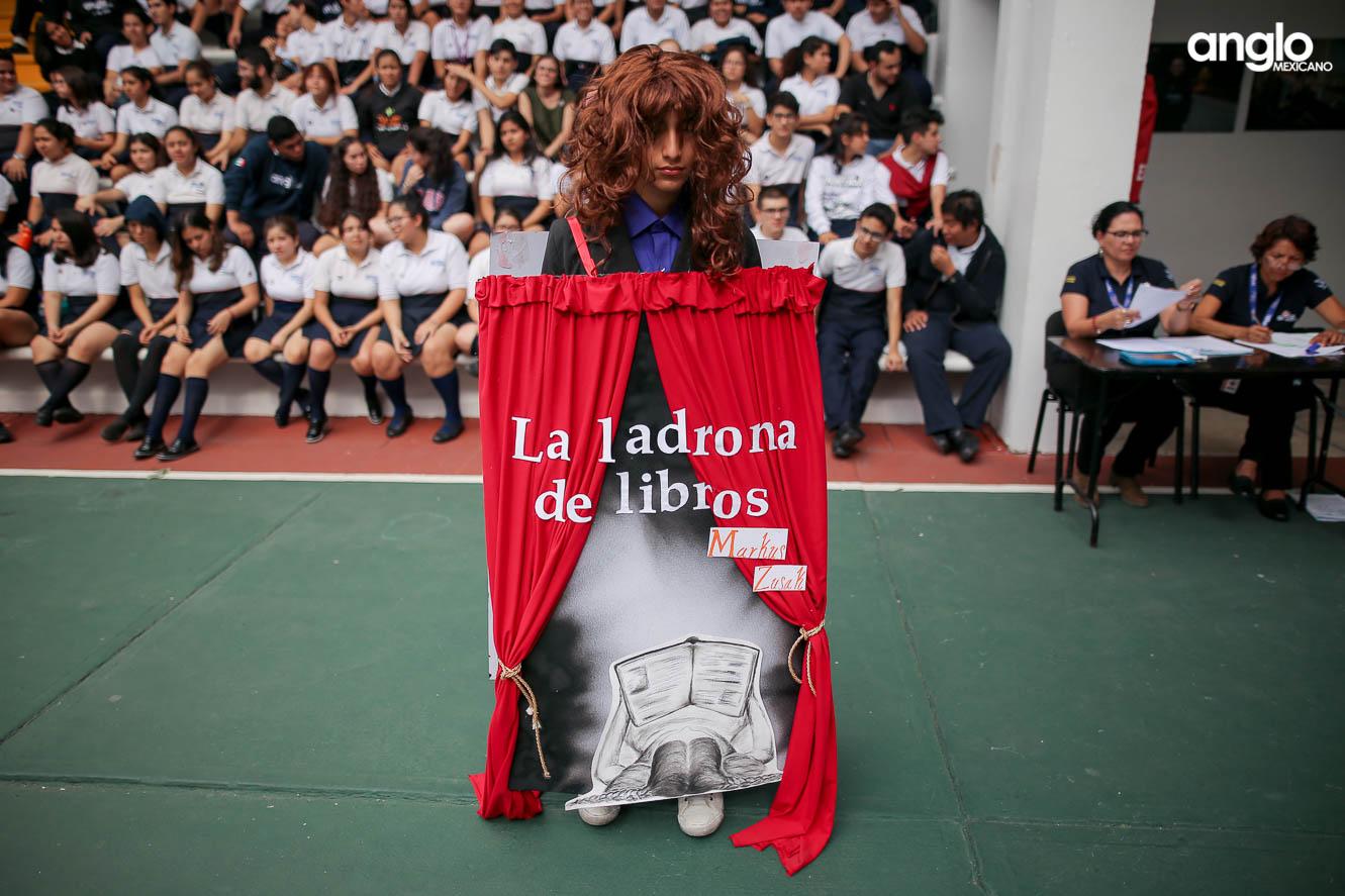 COLEGIO ANGLO MEXICANO DE COATZACOALCOS-BACHILLERATO-SEMANA DE LA LECTURA-7064