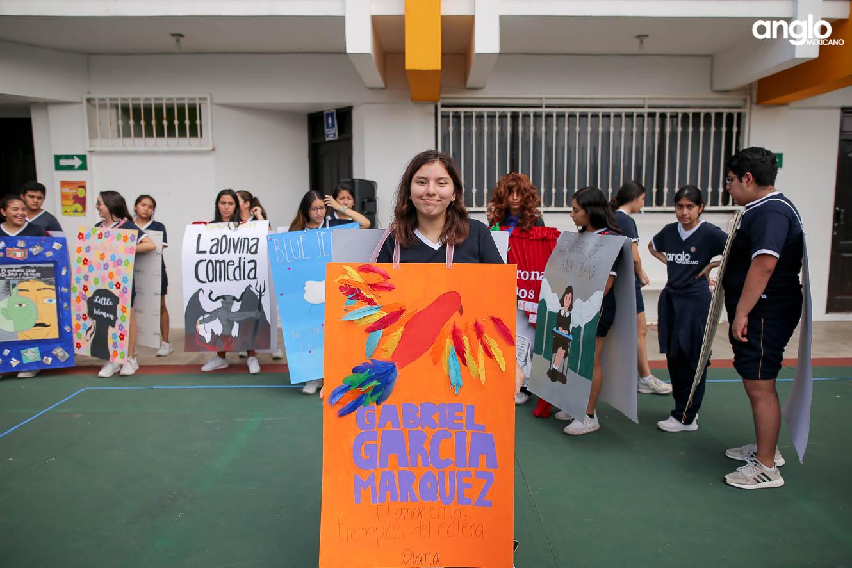 COLEGIO ANGLO MEXICANO DE COATZACOALCOS-BACHILLERATO-SEMANA DE LA LECTURA-7115