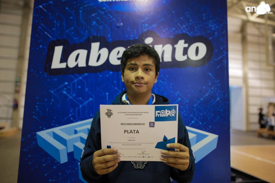 COLEGIO ANGLO MEXICANO DE COATZACOALCOS-COMPETENCIA ROBOTICA OAXACA DIA 1-2019-0006