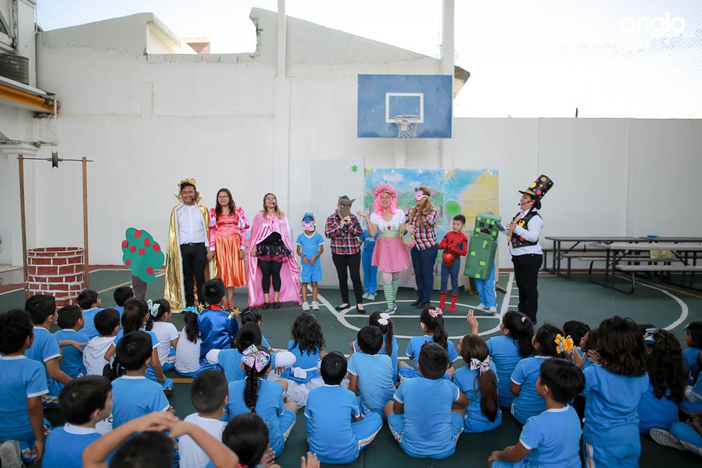 COLEGIO ANGLO MEXICANO DE COATZACOALCOS-SEMANA DE LA LECTURA-PRIMARIA-1212