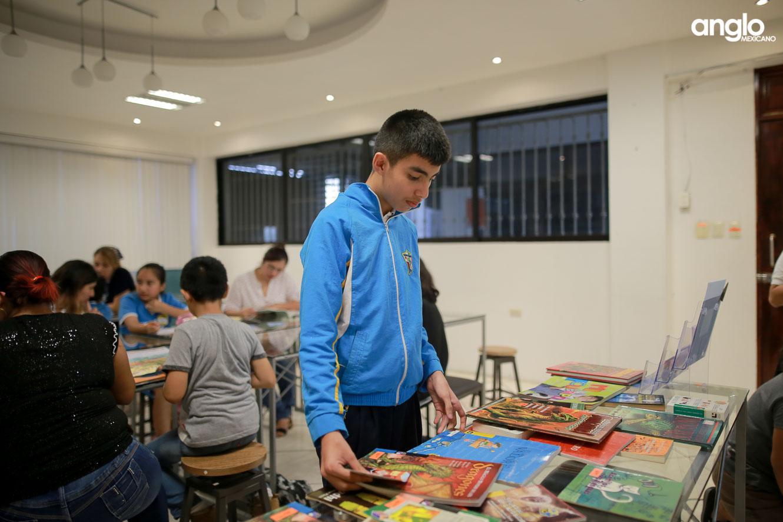 COLEGIO ANGLO MEXICANO DE COATZACOALCOS-PRIMARIA-SEMANA DE LA LECTURA-BIBLIOTECA-7206