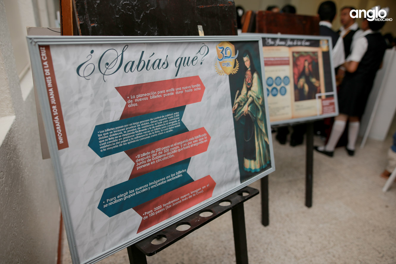 COLEGIO ANGLO MEXICANO DE COATZACOALCOS-SECUNDARIA-EXPOSICION EN SALA DE CABILDO-0485