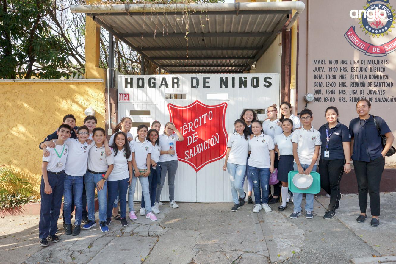 COLEGIO ANGLO MEXICANO DE COATZACOALCOS-SECUNDARIA-VISITA CASA HOGAR-06605