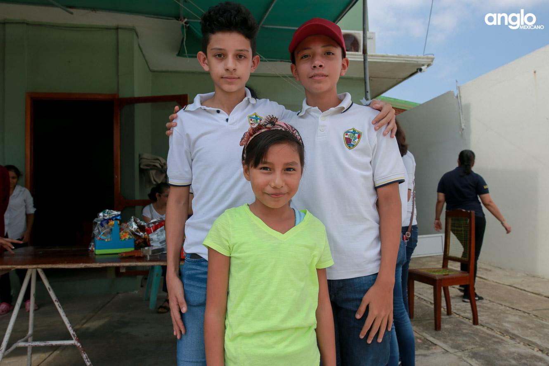 COLEGIO ANGLO MEXICANO DE COATZACOALCOS-SECUNDARIA-VISITA CASA HOGAR-6653
