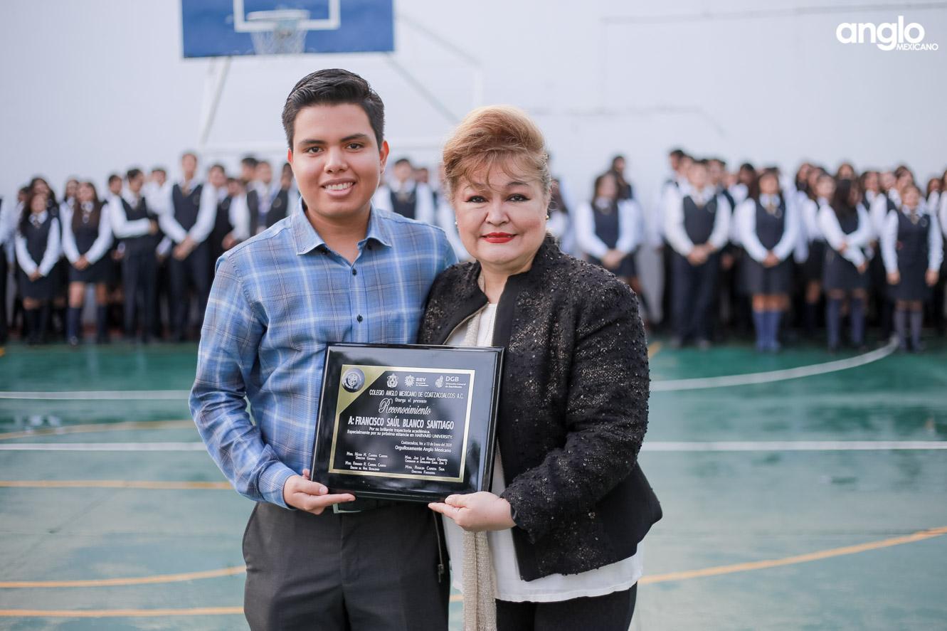 COLEGIO ANGLO MEXICANO DE COAZACOALCOS-HOMENAJE GENERAL-9901