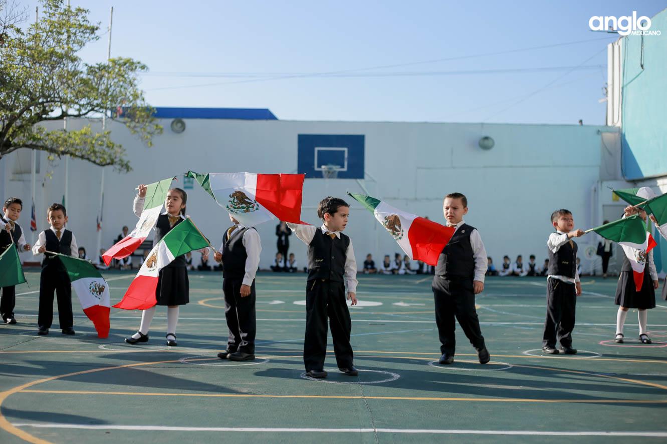 COLEGIO ANGLO MEXICANO DE COATZACOALCOS-JARDIN DE NIÑOS-HOMENAJE-7275