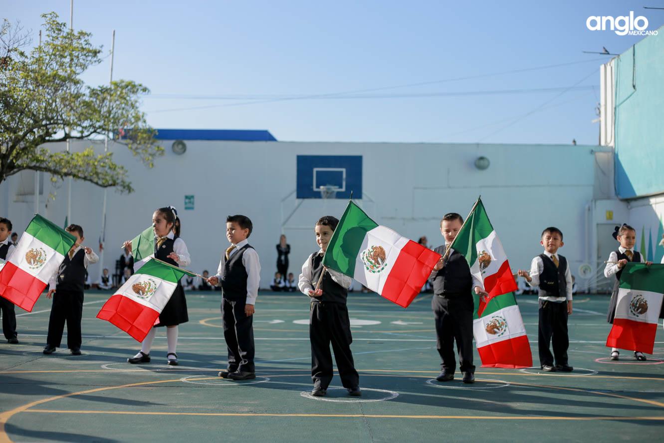 COLEGIO ANGLO MEXICANO DE COATZACOALCOS-JARDIN DE NIÑOS-HOMENAJE-7276