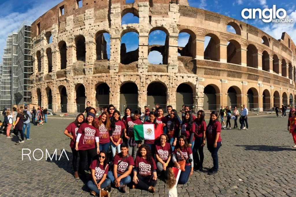 viaje-de-estudios---programa-de-intercambio---colegio-anglo-mexicano-de-coatzacoalcos-en-italia---ROMA