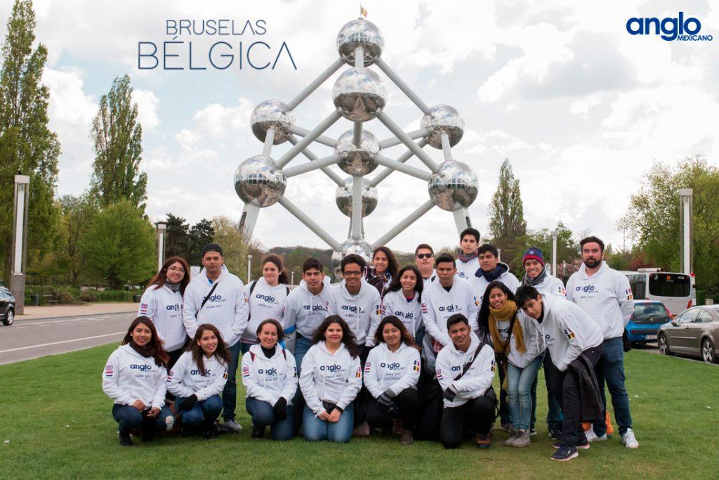 colegio-anglo-mexicano-de-coatzacoalcos-programa-de-intercambio-viaje-de-estudios-BRUSELAS-BELGICA