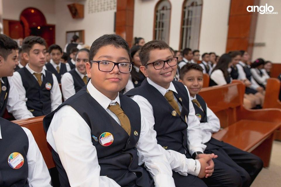 Colegio Anglo Mexicano de Coatzacoalcos - Misa de Acción de Gracias Back to School - 2019 - 17