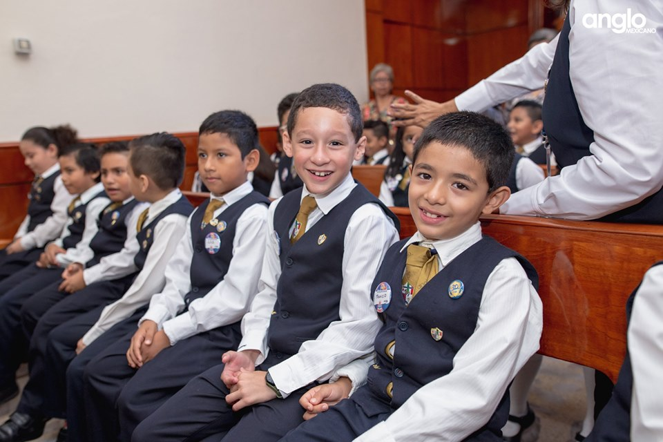 Colegio Anglo Mexicano de Coatzacoalcos - Misa de Acción de Gracias Back to School - 2019 - 19