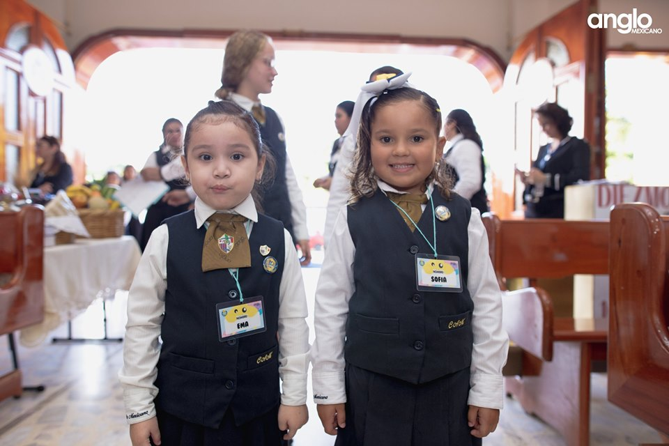 Colegio Anglo Mexicano de Coatzacoalcos - Misa de Acción de Gracias Back to School - 2019 - 21