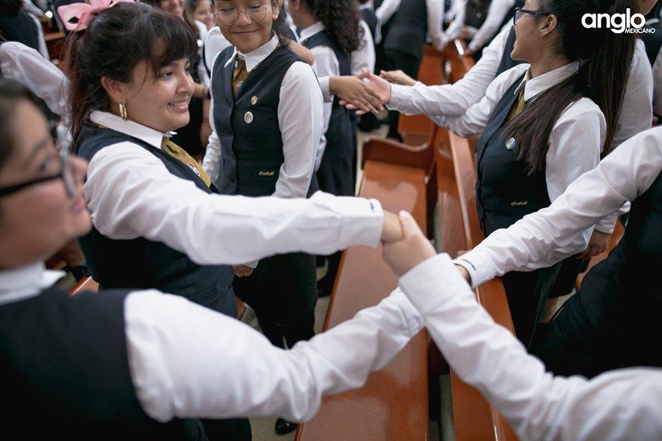 Colegio Anglo Mexicano de Coatzacoalcos - Misa de Acción de Gracias Back to School - 2019 - 7