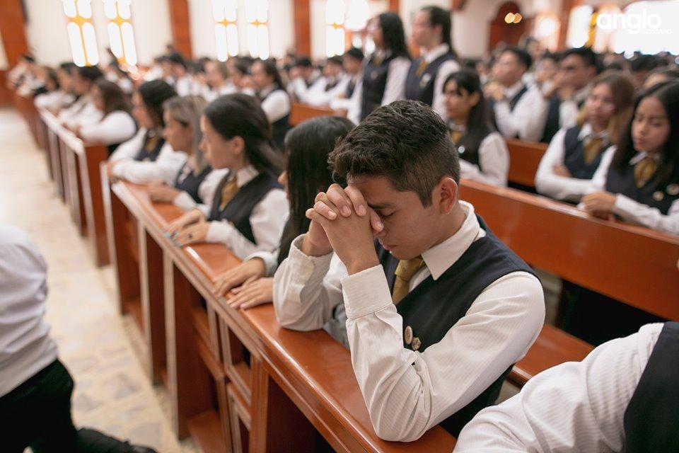 Colegio Anglo Mexicano de Coatzacoalcos - Misa de Acción de Gracias Back to School - 2019 - 8