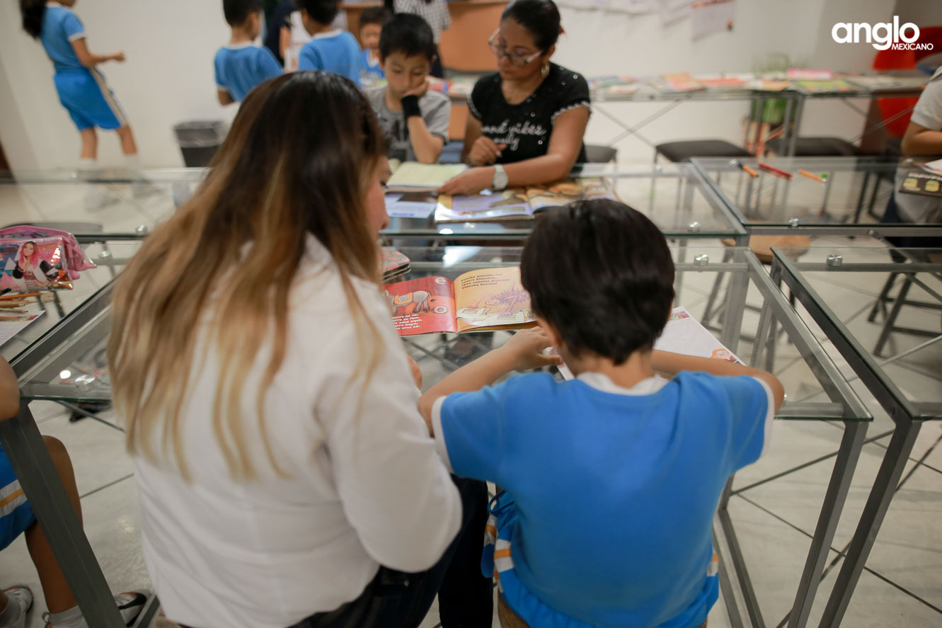COLEGIO ANGLO MEXICANO DE COATZACOALCOS-PRIMARIA-SEMANA DE LA LECTURA-BIBLIOTECA-7236