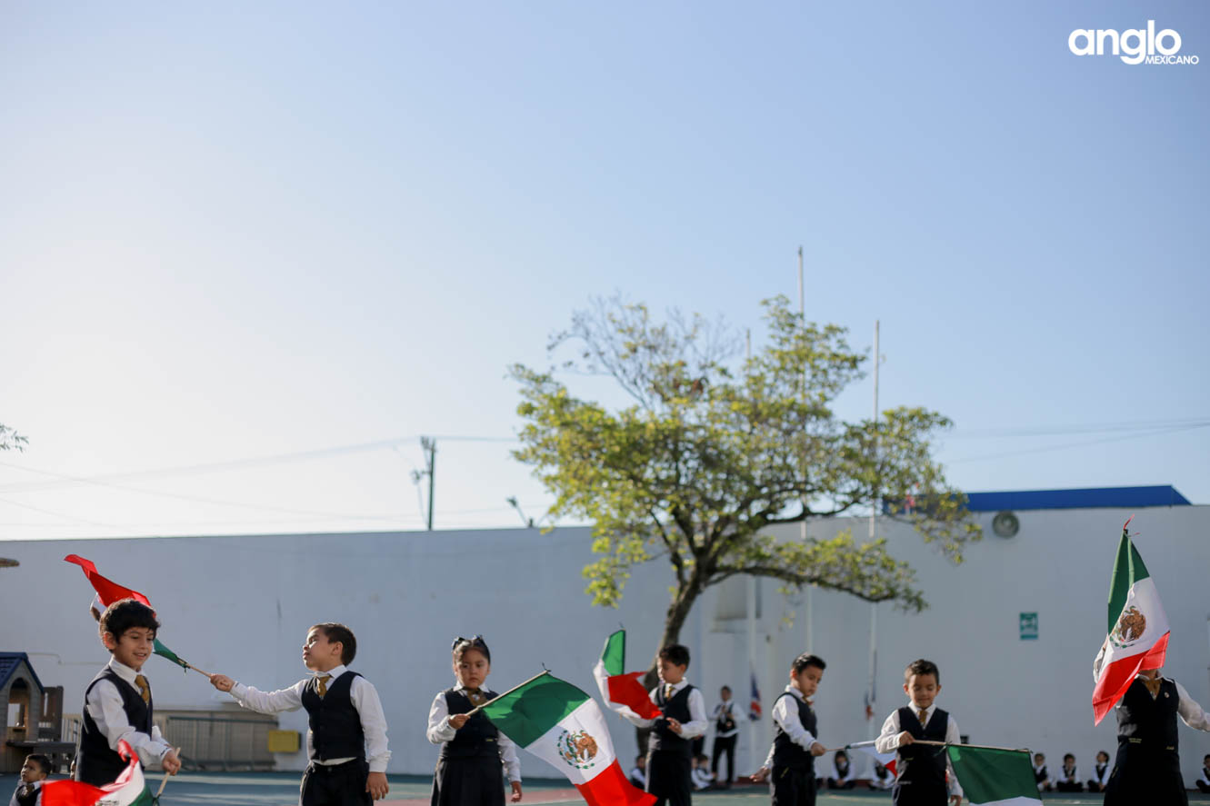 COLEGIO ANGLO MEXICANO DE COATZACOALCOS-JARDIN DE NIÑOS-HOMENAJE-7281